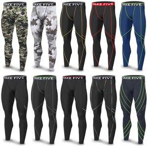Новые модели, мужские облегающие колготки, облегающие под слоем, длинные штаны