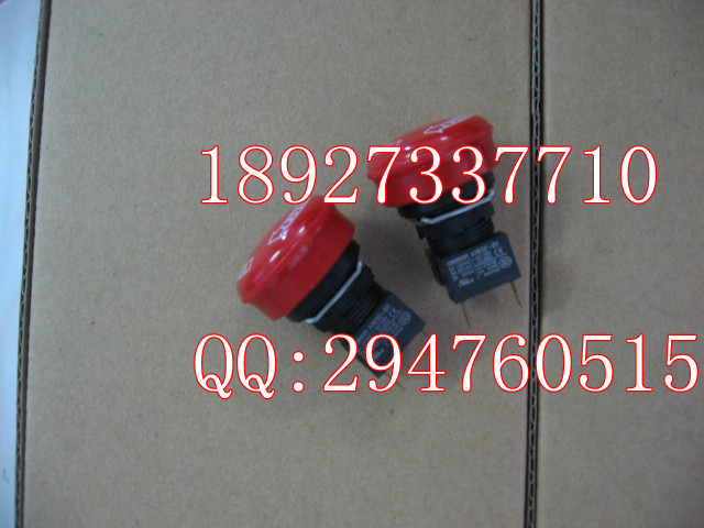 [ZOB] 100% new original OMRON Omron button switch A165E-M-01  --2PCS/LOT [zob] 100 new original authentic omron omron level switch 61f gp n ac220v 2pcs lot