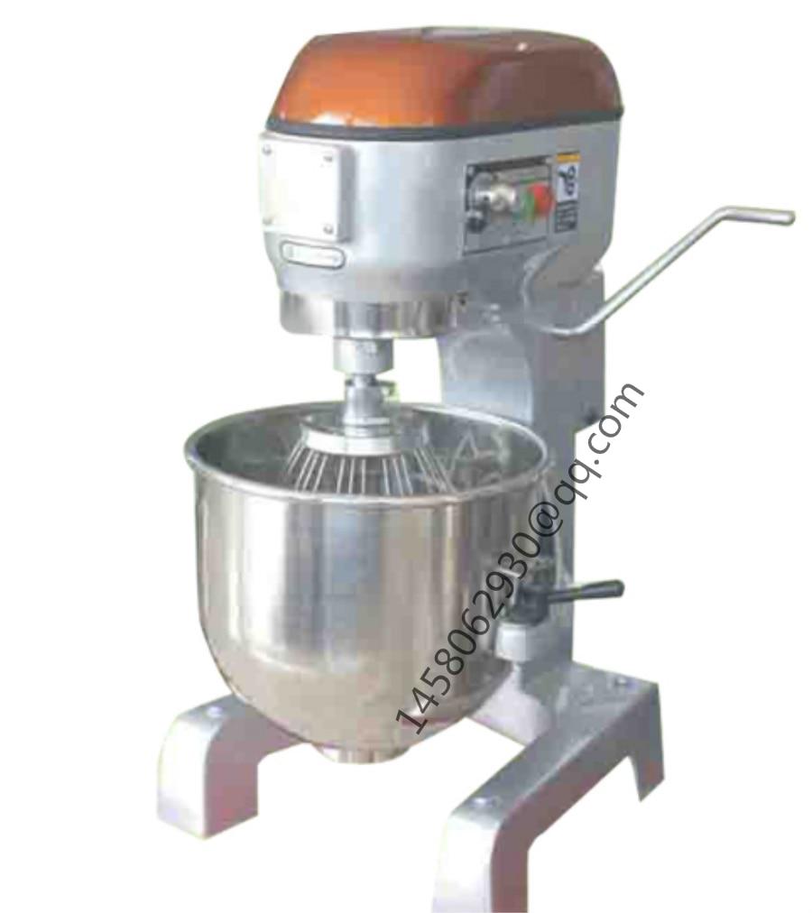 Haute efficacité à trois vitesses mélangeur de pâte de boulangerie machine/professionnel ss seeries mélangeur de pâte