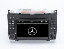 Car DVD Player GPS Navigation System Auto Radio Car Audio Player for Mercedes-Benz Sprinter W906