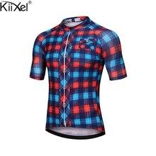 KiiXel Pro велосипедные майки горный велосипед Костюмы Biciletas велосипед MTB Износ Майо Roupa De Ciclismo Hombre Verano одежда