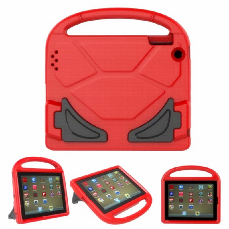 Cover For Ipad 4 9.7 Inch EVA Kids Case Thick Foam Shock Proof Soft Handle Stand Case For Ipad 2 3 4 Tablet In Stock+Film+Pen