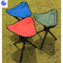 Light Folding Chair Portable Space-saving Beach Fishing Outdoor Activity Camping Park Train Stool 100KG bear weight chairs cheap Outdoor Furniture Beach Chair Metal Stainless Steel 22*22*36CM DLQ2018091 Modern furnishsalon Red green blue Oxford cloth + steel pipe