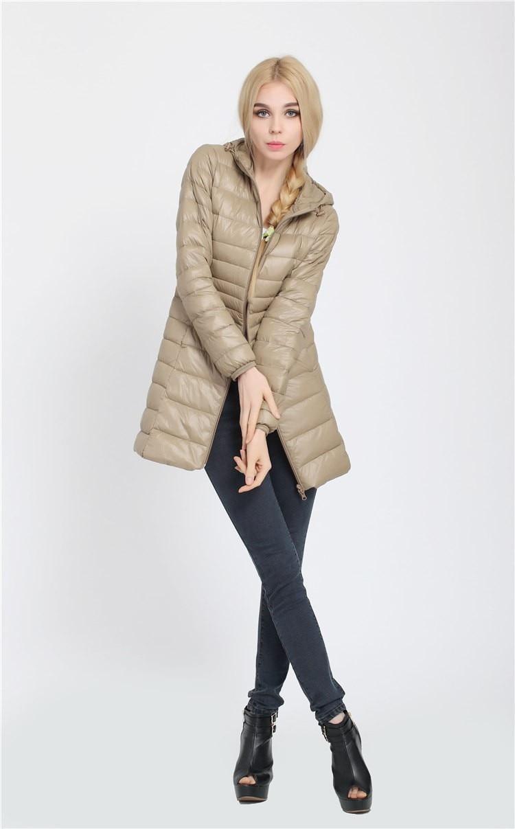 Γυναικείο παλτό χειμερινό με κουκούλα και επένδυση μακρύ 5xl 6xl 7xl msow