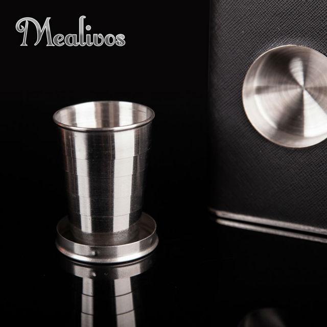 Stainless Steel Hip Flask drinkware