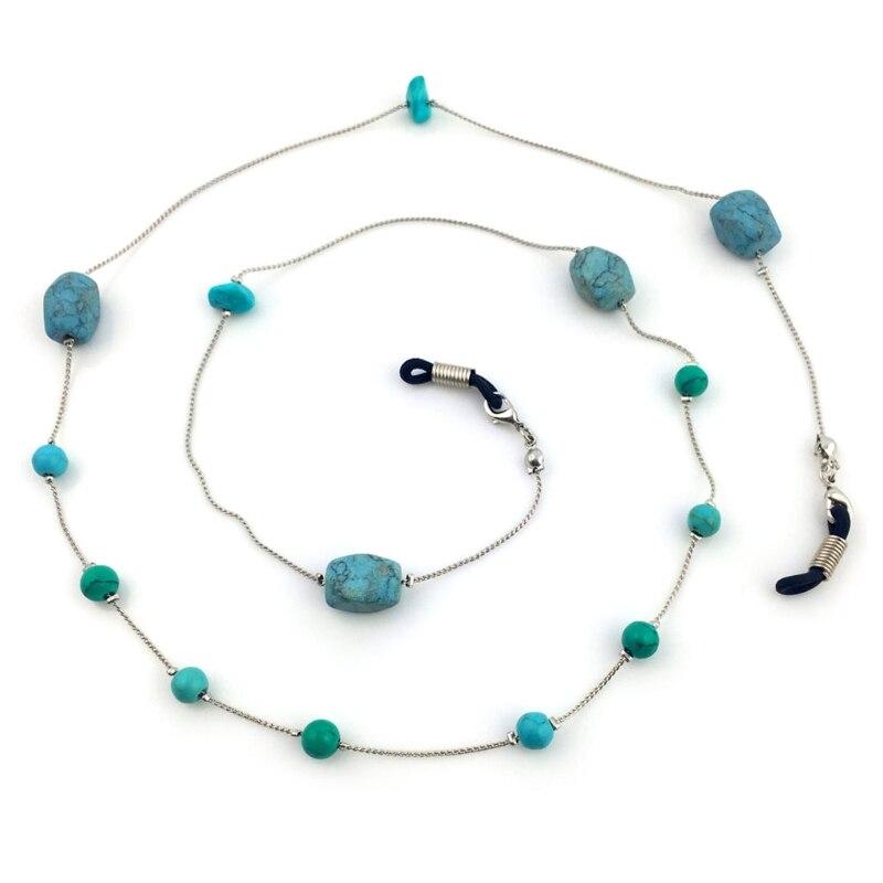 Bekleidung Zubehör GüNstig Einkaufen Lesebrille Kette Mode Geschenk Halter Neck Strap Metall Lanyard Seil Halskette Lanyards