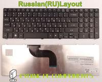 Klawiatura do laptopa Acer Aspire 7735 7735Z 7735ZG 7735G 7535/g 7735z-4291 RU Rosyjska Wersja