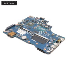 NOKOTION VBW11 LA-9984P CN-0DYFMW 0DYFMW for Dell Inspiron 17R 5737 laptop motherboard SR16Z I7-4500U CPU Geforce R9 M200X DDR3L