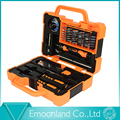 2015 Style Professional Multi Tools 45 in 1 Kit Hand Opening Repair Tool Kit Screwdrivers Set For iPhone Sumsang Free Shipping