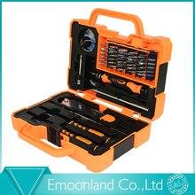 Высокое качество Профессиональных Многофункциональные Инструменты 45 в 1 Комплект Ручной ремонт открытие tool kit набор отверток для iphone sumsang бесплатная доставка