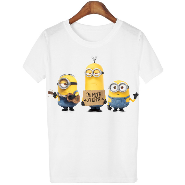 Funny Minions T-Shirts