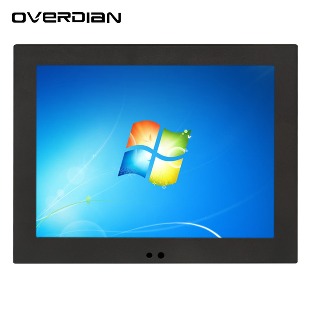 """15""""ResistiveTouch Plane computer 4:3 Screen Win7 System Single Touch  1024*768 Industrial Computer Household  Embedded Computer"""