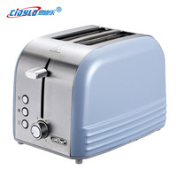 Cidylo Toaster Home Breakfast Bread Maker Multi function Stainless Steel Toaster Automatic Breakfast Sandwich Maker Toaster Oven