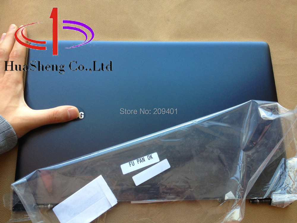 A+ For Samsung NP900X4C LCD screen 15 1600*900 with AB cover 100% Tested