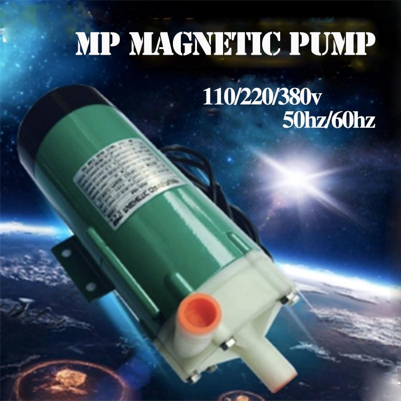 9.19MP 30R MP Plastic Acid Resistance Magnetic Centrifugal Pump Transport Waste Liquid