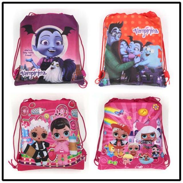 Lol Surprise Dolls The Incredibles 12pcs Lot Drawstring Bag Kid