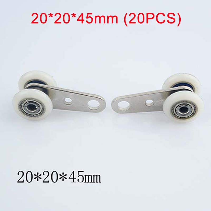 High Quality 20PCS Window curtain fittings small b...