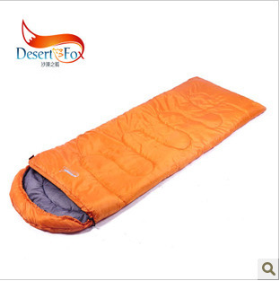 ФОТО Desert Fox outdoor sleeping bag lunch ultralight spring and summer travel sleeping bag camping adult sleeping bag wholesale