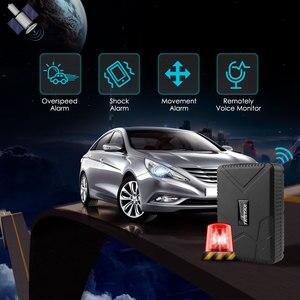 Image 2 - 3G GPS Tracker רכב Tracker TKSTAR 7800mAh 80 ימים Tracker GPS מגנט הלם זרוק Overspeed אזעקת GPS Locator רכב
