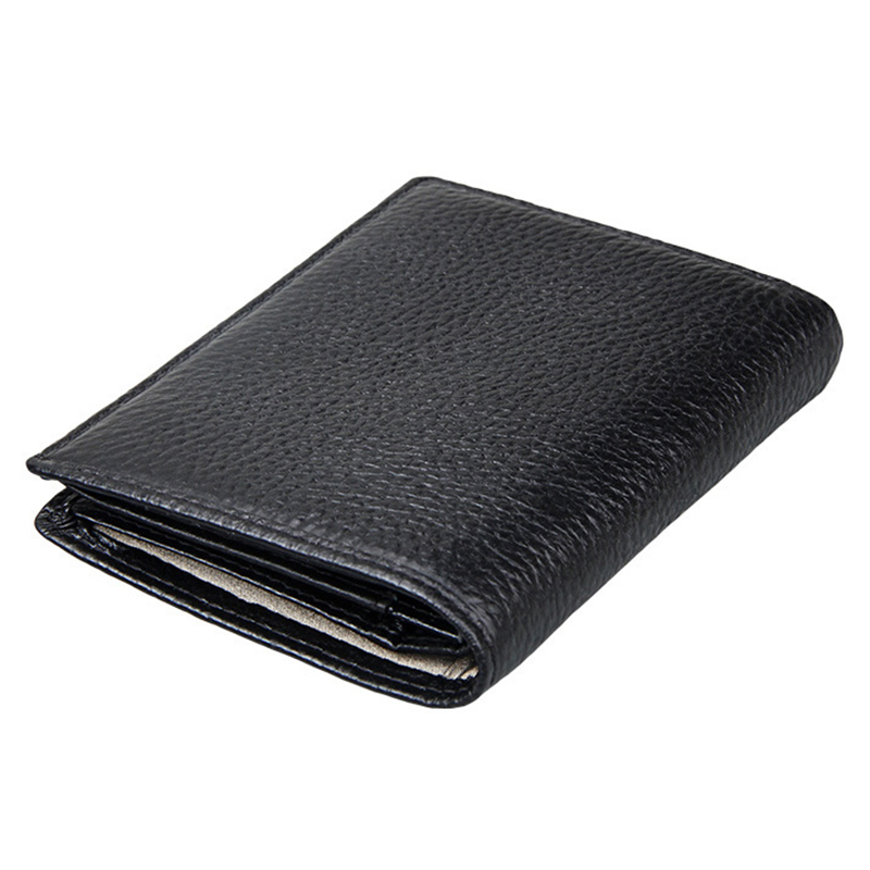 Brand Top Genuine leather Men Wallet coin purse male card holder short Clutch money bag carteira masculina men purse wallet brand baellerry big capacity long money cash bag portable clutch credit card holders purses carteira masculina
