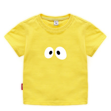 купить Boy T-shirt  cartoon pattern children's T-shirt baby boy children clothes children's clothing 2019 new fashion boy summer shirt по цене 603.11 рублей