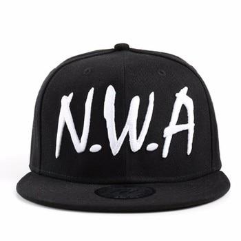 Casquette hip hop NWA Compton
