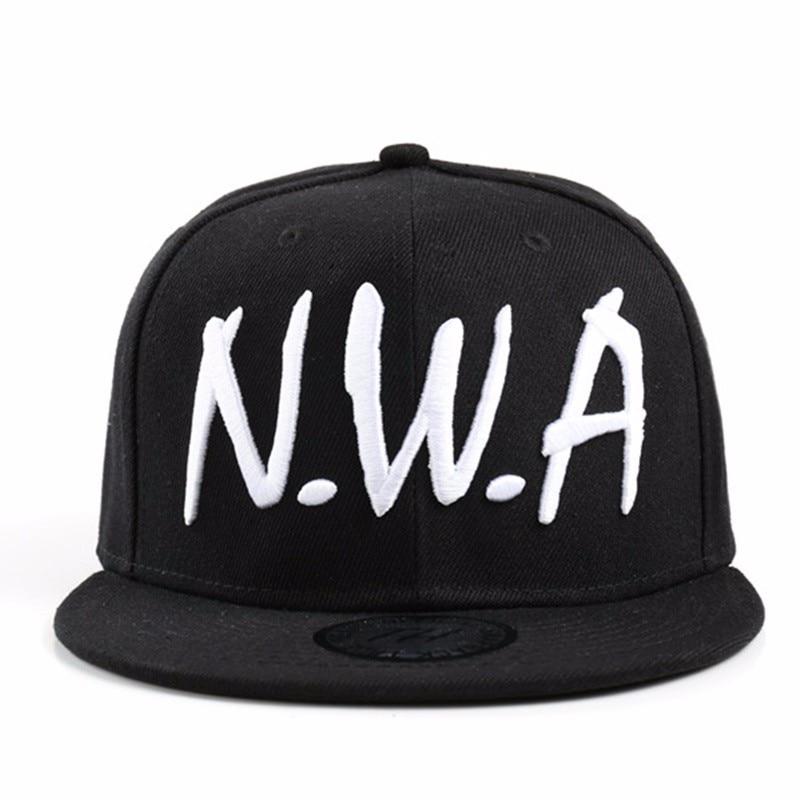 VORON new Compton Hip hop Rapper Snapback sport Baseball Cap Vintage Black NWA letter Gangsta Hip hop hat| |   - AliExpress