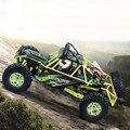 Buen juguete Para Niños WLtoys 12428 1/12 4WD RTR Crawler RC Car Con Luz LED 2.4 GHz