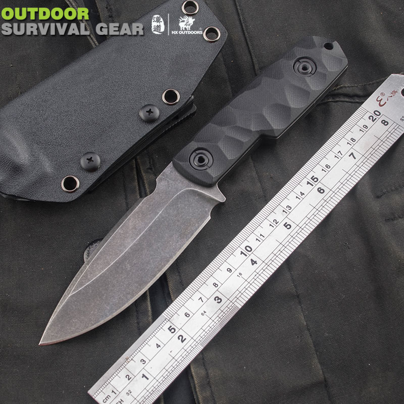 High hardness steel Outdoor font b knives b font Sniper Pocket font b knife b font