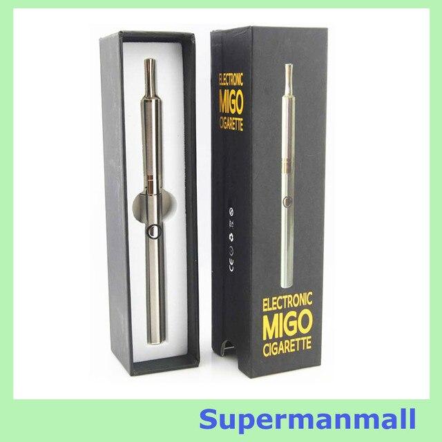 2 в 1, самоклеющиеся очищаемый Migo сухой травы и воск испаритель ручка с заменой обмотки сухой травы испаритель сухой воск испаритель электронной сигареты