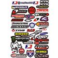 free shipping 3M Decals Stickers for pit bike dirt bike motorcycle motocross supermoto ATV CRF YZF KXF KTM RMZ JFG-003