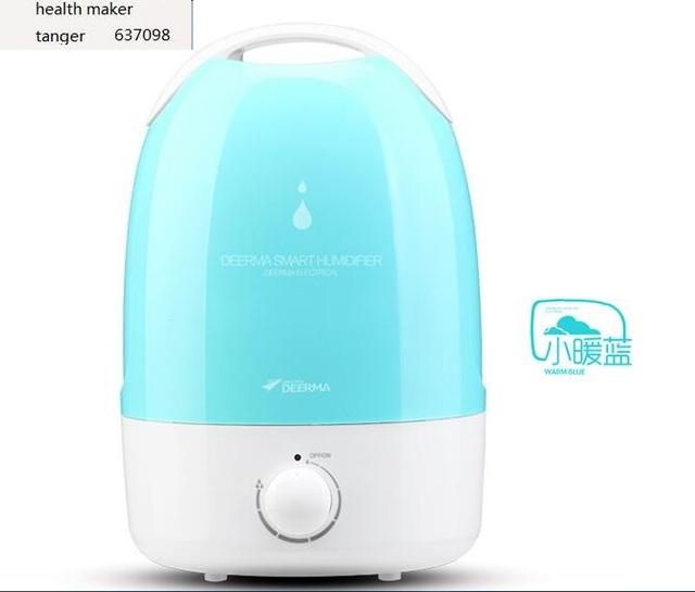 China Guandong Deerma DEM F470 Household 3.5L Ultra Quiet Air Humidifier  110 220