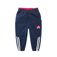 Kung Fu Ant 2018 Casual Kids Boys Clothing Pants Long 100 Cotton Boys Girls Trousers Sports