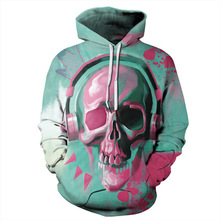 Harajuku Hoodies Print Plus Size Men Women Sweatshirt Lovers Sweetheart Clothing Pullovers Sudadera Hombre