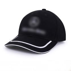 2019 nuovo Berretto da baseball da Uomo per Mercedes-Benz logo Cap Auto Papà Cappello Delle Donne Regolabile Casual Ossa Cappello Nero protezione di Snapback