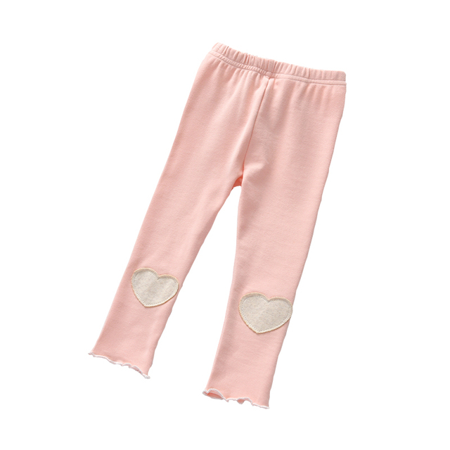 Girls Embroidered  Leggings,  2 To 6 Years