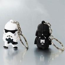 Star Wars Silver Tone Key Chains
