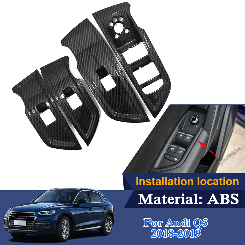 Aliexpress.com : Buy QCBXYYXH ABS Car Styling For Audi Q5