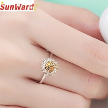 Ring jewelery Rings Gussy Life Wholesale Presente Popular Newcomers silver rings daisy small open for women jewelry Drop(China)