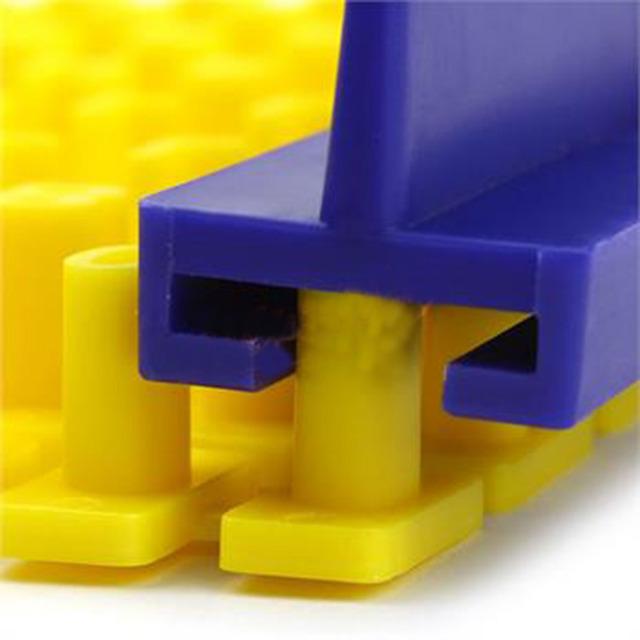 DIY Alphabet Plastic Cake Mould Letter Impress Biscuit Cookie Mould Cutter Press Stamp Embosser Fondant Mold  TSLM1