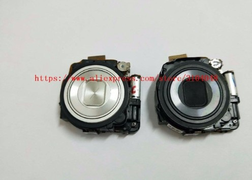 95%NEW Silver Lens Zoom Unit For Nikon Coolpix S3300 S4300 Digital Camera Repair Part ( NO CCD )