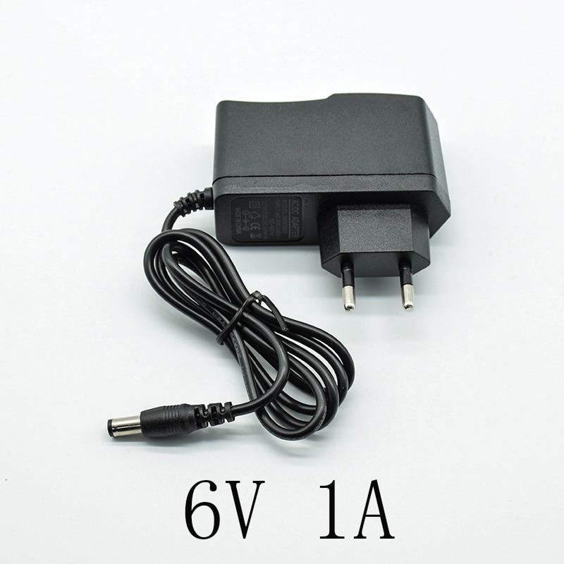 AC Converter Adapter DC 9V 1A Power Supply Charger EU plug 5.5mm x 2.1mm 1000mA