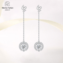 Buy swarovski crystal heart earrings and get free shipping on AliExpress.com bf66496de5ae
