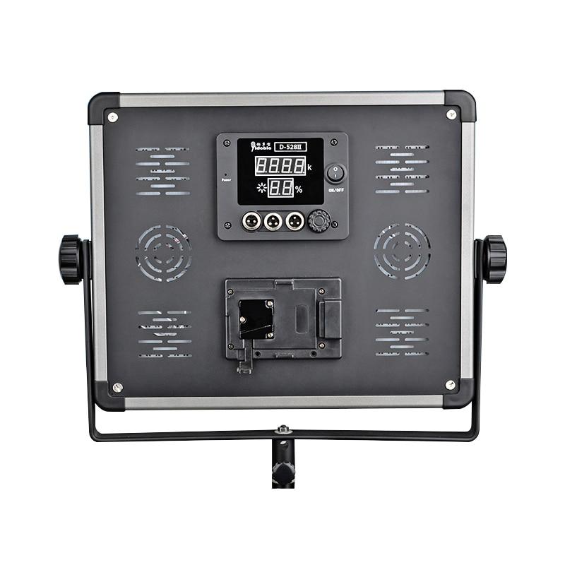 Yidoblo 1 pc LED 램프 스튜디오 조명 D-1080II 7000 루멘 - 카메라 및 사진 - 사진 5
