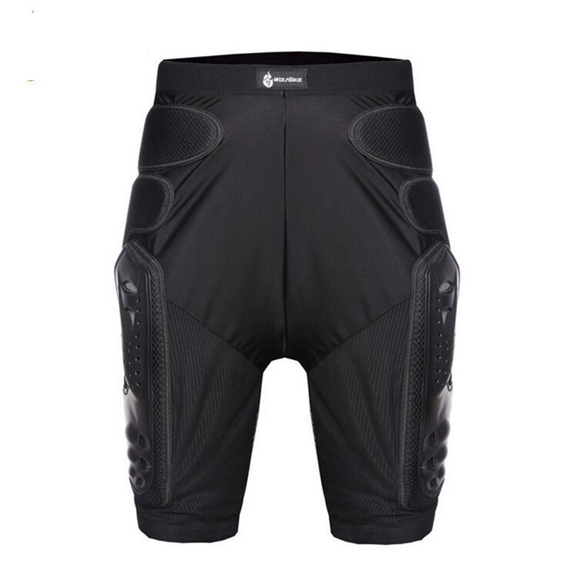 Body Armour Protection Shorts Skiing Skating Snowboards Motorcycle Motocross Racing Skiing Armor Pads Hips Legs Protector Pants herobiker armor removable neck protection guards riding skating motorcycle racing protective gear full body armor protectors