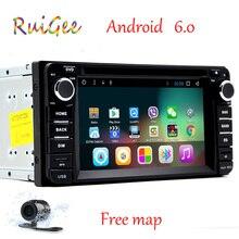 2 din 6.2 pulgadas 200*100 Coches reproductor de DVD GPS + BT + Radio + Pantalla Táctil + coche pc + aduio + Stereo + Video Para Toyota Camry Corolla VIOS Hilux