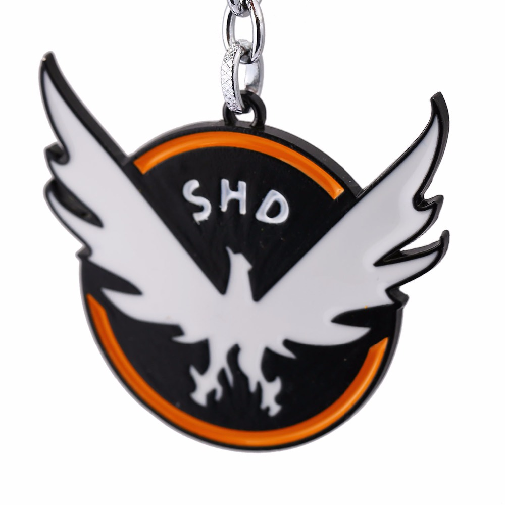 Hsic the division keychain tom clancy dog tag metal keychain keyring hsic the division keychain tom clancy dog tag metal keychain keyring for fans chaveiro car key chains jewelry 11855 in key chains from jewelry accessories biocorpaavc Gallery