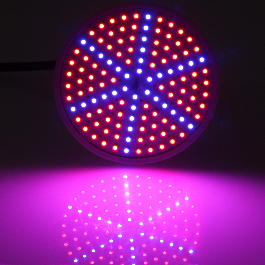 Peşəkar LED Hydroponics Light AC85-265V 15W E27 Bitkilər - Professional işıqlandırma məhsulları - Fotoqrafiya 2
