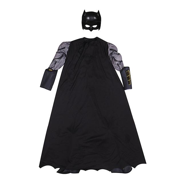 Halloween Muscle DC Movie Batman Costume