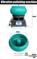 Promotion !!! 12L Jewelry Machine Vibratory Tumbler, Vibrating rock tumbler,Vibration polishing machine